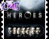 Heroes Logo Character