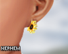 NP. Sunflower Earrings