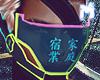 ♚ Neon Mask
