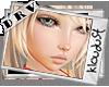 KD^KAREN 2TONE HEAD V.2