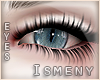 [Is] Feline Blue Eyes