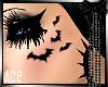 [AW]Lil Bat Face TattooL