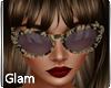 Casual Brown Sun Glasses