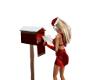 An. Christmas Mailbox