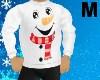 Boy/Dad Snowman Set