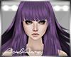 Anime Witch Purple