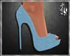 {L} Nahia B. Blue Shoes