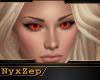 Orange Devil Eyes