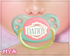 Kid Me Daddy Pacifier