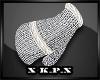 Wool Gray Gloves