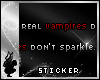*dl Real Vampires Don't