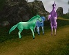 ~HD~green unicorn