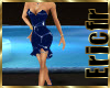 DarkBlue Caribeans Dress
