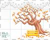 H+ Autumn Tree