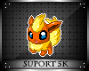 [ZX]5k Suport Sticker