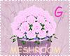 [0V3] Vase flower 2
