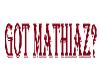 Got MATHIAZ?