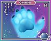 """☾ Kie """" paws"""