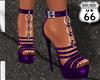 SD Deep Purple Heels