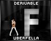 Derivable Letter F