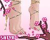 Nightly Pink Heels