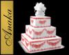 Wedding Cake Square 4