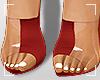 ṩMaria Heels Red