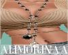 *A* Nina Long Necklace