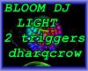 DJ COLOR BLOOM LIGHT