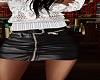 BMM Black Mini Skirt