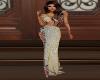 @Beaded Rose Dress$