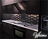Winter Home Kitchen