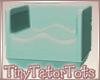 T. Turq Booster Seat