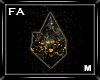 (FA)RockShardsM Gold