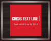 !SG Crisis Text Line US