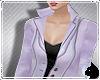 !Box jacket lilac
