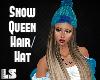 Snow Queen Hair/ Hat
