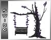 Purple Tree Swing