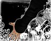 Black Neko Armwarmers
