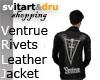 Ventrue Rivets Leather