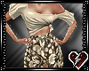 S Bstyle Tan skirtset