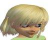 Kawaii blond pink tips