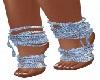 Powder Blue Laces