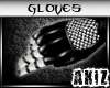 ]Akiz[ Kronos PVC Gloves