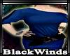 BW  NavyBlue Baggy Dress