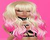 Blond n Pink Hair