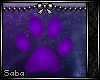 (: PawPrint .:DarkPurple