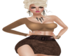 BROWN OUTFIT-RL