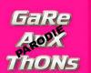 PARODIE GARE AUX  THONS