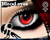 [Hie] Blood eyes F